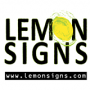 lemon signs
